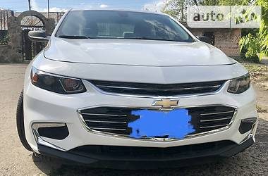 Chevrolet Malibu 2017 в Кривом Роге