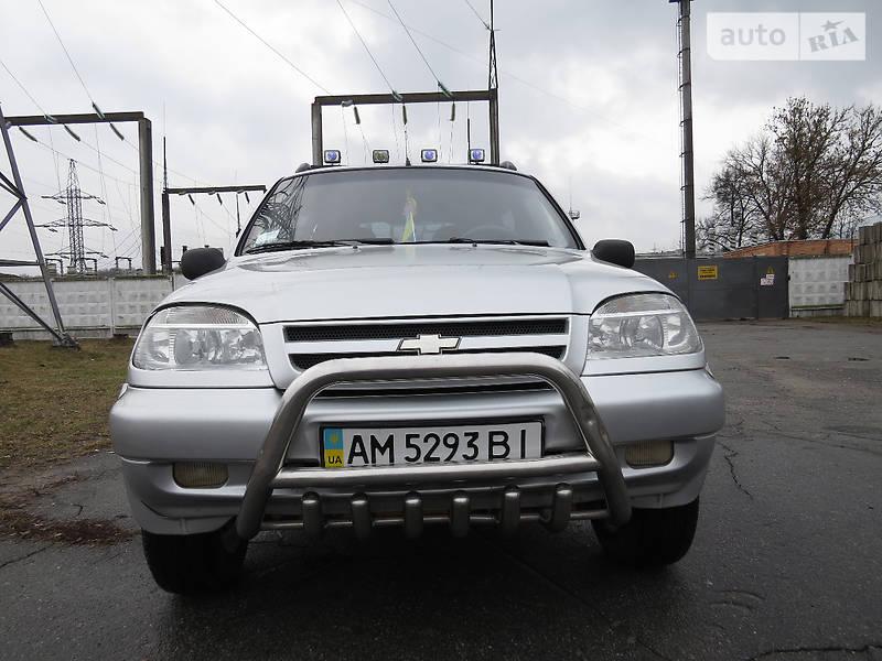 Chevrolet Niva 2007 в Житомире