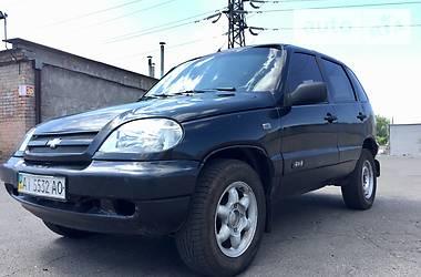 Chevrolet Niva 2006 в Киеве