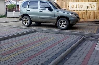 Chevrolet Niva 2000 в Ивано-Франковске