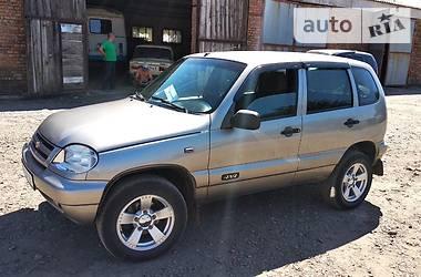 Chevrolet Niva 2008 в Сумах