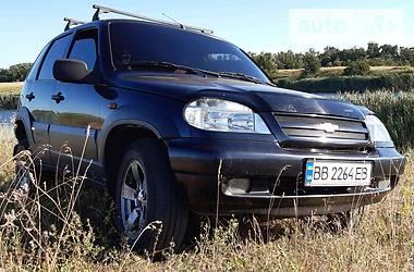 Chevrolet Niva 2008 в Северодонецке