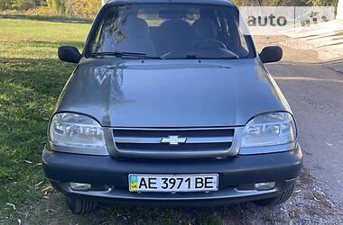 Chevrolet Niva 2004 в Верхнеднепровске