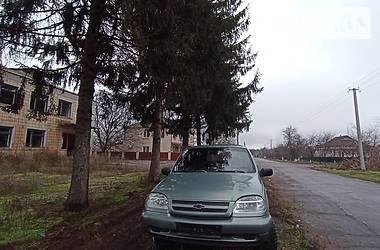 Chevrolet Niva 2008 в Голованевске