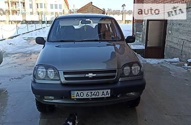 Chevrolet Niva 2004 в Тячеве