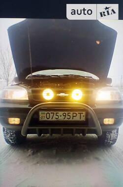 Chevrolet Niva 2004 в Ивано-Франковске