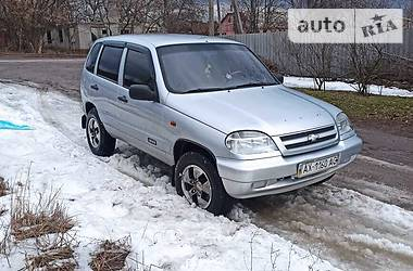 Chevrolet Niva 2007 в Харькове