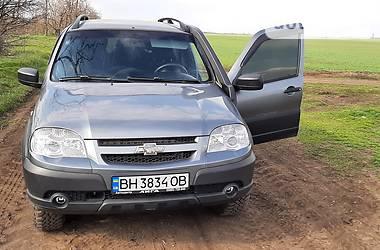 Chevrolet Niva 2017 в Белгороде-Днестровском