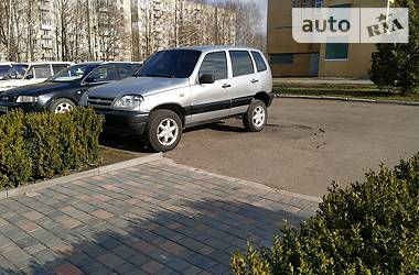 Chevrolet Niva 2004 в Ровно