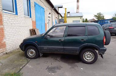 Позашляховик / Кросовер Chevrolet Niva 2004 в Рівному