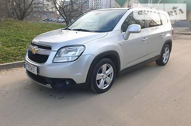 Chevrolet Orlando 2013 в Ивано-Франковске