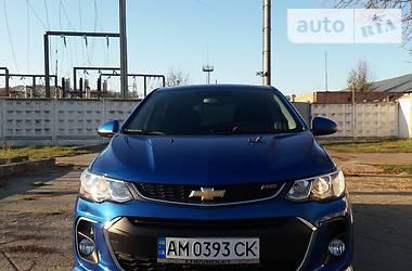 Chevrolet Sonic 2017 в Житомире