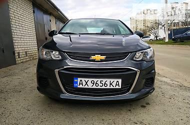 Chevrolet Sonic 2017 в Харькове