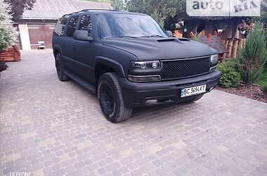 Внедорожник / Кроссовер Chevrolet Suburban 2000 в Жовкве