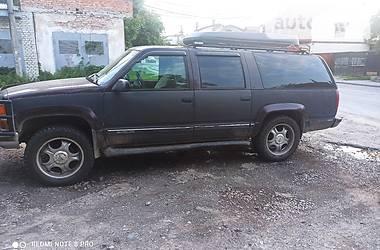 Внедорожник / Кроссовер Chevrolet Suburban 1996 в Львове