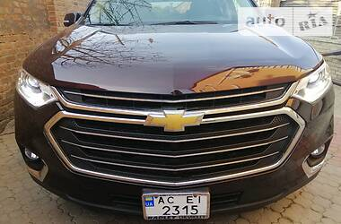 Внедорожник / Кроссовер Chevrolet Traverse 2017 в Луцке