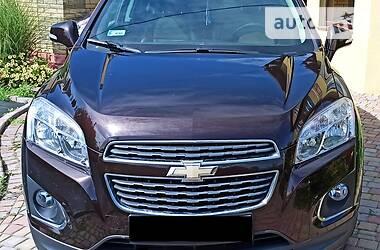Внедорожник / Кроссовер Chevrolet Trax 2013 в Черкассах