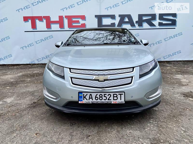 Хэтчбек Chevrolet Volt 2012 в Киеве