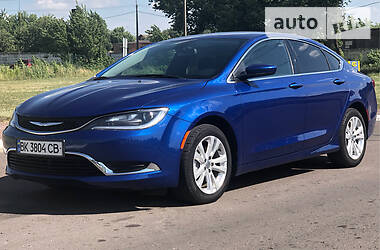 Chrysler 200 2016 в Ровно