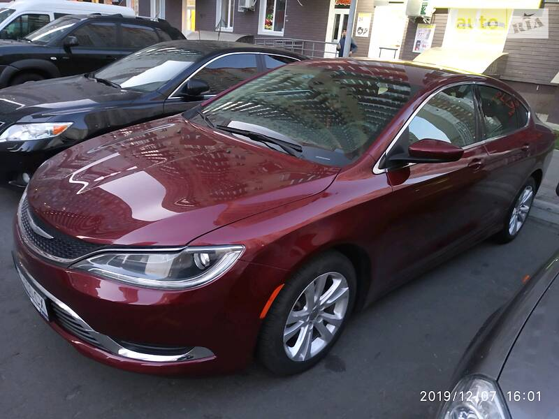 Chrysler 200 2015 в Киеве