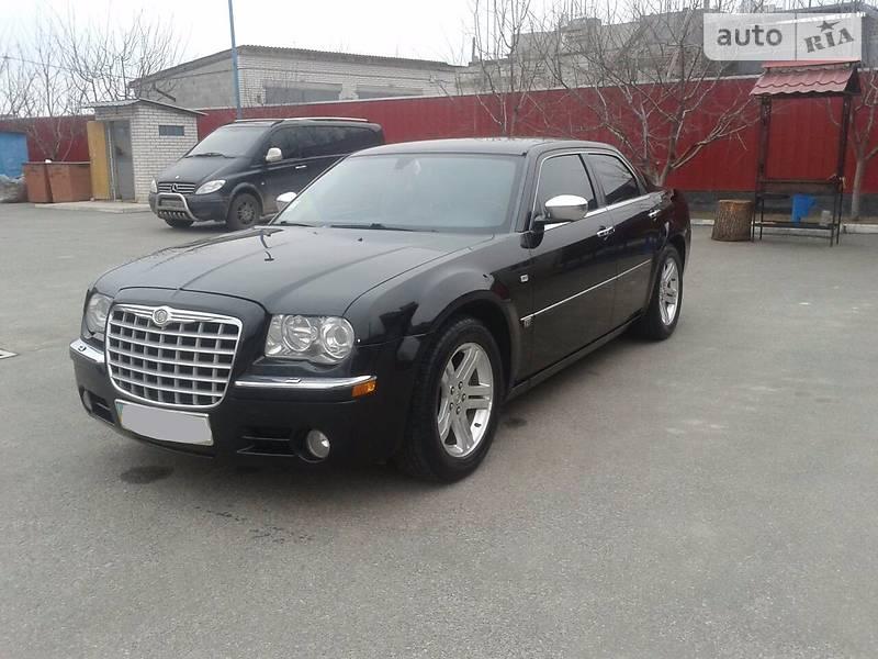Chrysler 300 C 2006 года