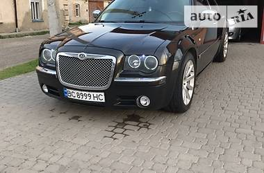 Chrysler 300 C 2006 в Мостиске