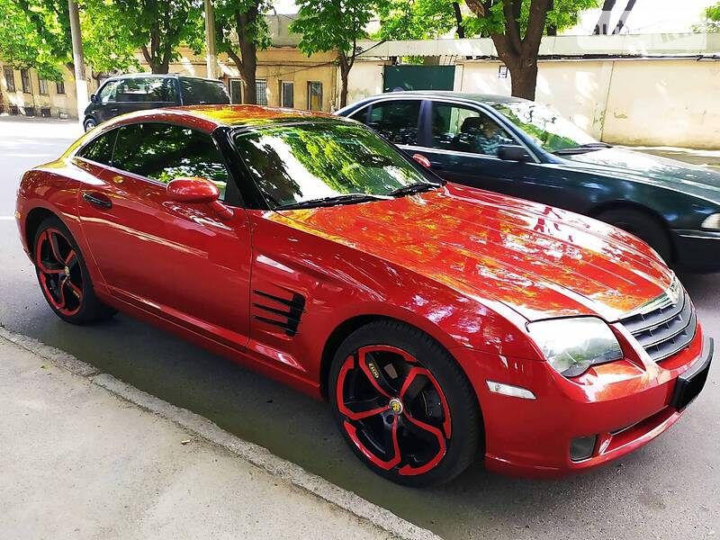 Купе Chrysler Crossfire 2006 в Одесі