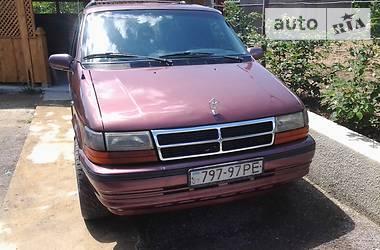 Chrysler Grand Voyager 1991 в Мукачево