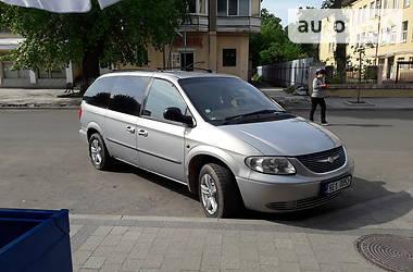 Chrysler Grand Voyager 2001 в Ужгороде
