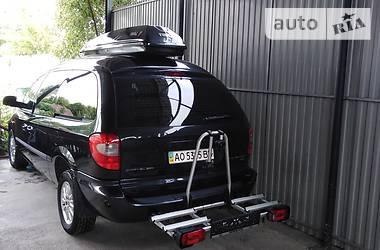 Chrysler Grand Voyager 2002 в Ужгороде