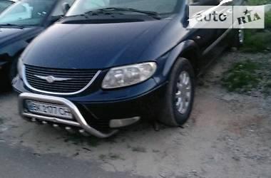 Chrysler Grand Voyager 2003 в Львове