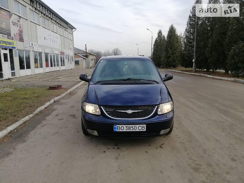 Chrysler Grand Voyager 2001 в Тернополе