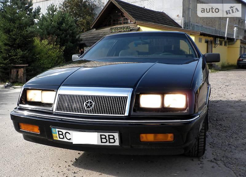 Chrysler LE Baron 1989 года