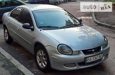 Chrysler Neon 2000 в Львове