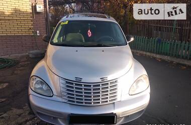 Chrysler PT Cruiser 2002 в Умани