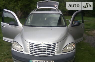 Chrysler PT Cruiser 2002 в Бориславе