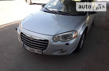 Chrysler Sebring 2003 в Павлограде