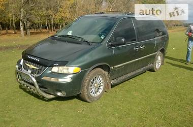 Chrysler Town & Country 1999 в Бердянске