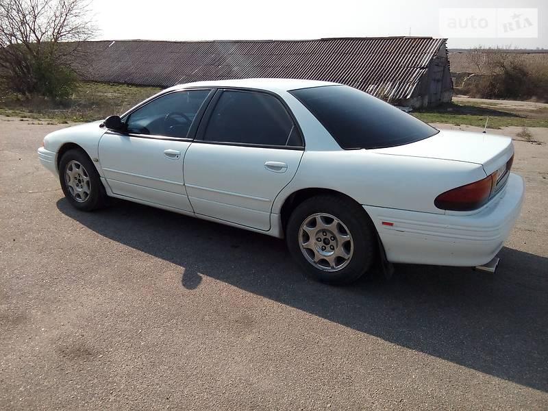Chrysler Vision 1997 года