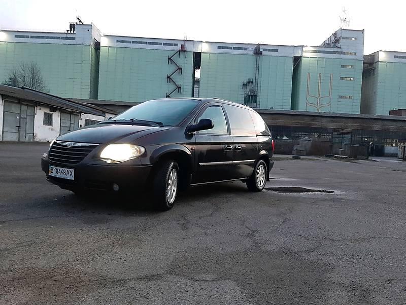 Chrysler Voyager 2005 в Старой Синяве