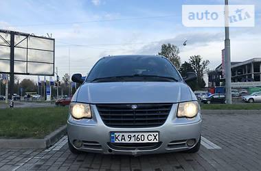 Универсал Chrysler Voyager 2004 в Львове
