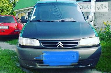 Citroen Berlingo груз.  2001