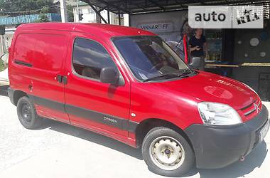 Citroen Berlingo груз. 2008 в Стрые