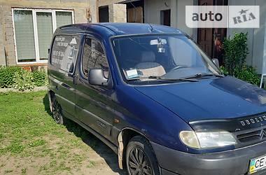 Citroen Berlingo груз. 1999 в Черновцах