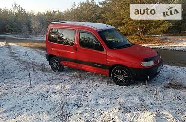 Citroen Berlingo пасс. 2000 в Чернигове