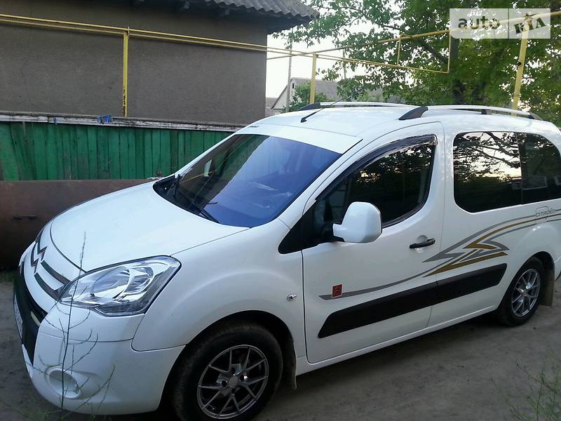 Citroen Berlingo пасс. 2008 в Рени