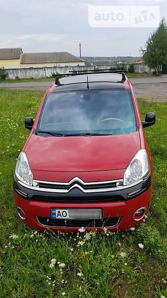 Citroen Berlingo пасс. 2013 года в Ужгороде