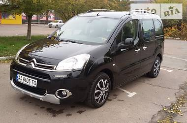 Citroen Berlingo пасс. 2014 в Черкассах