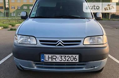 Citroen Berlingo пасс. 1999 в Киеве