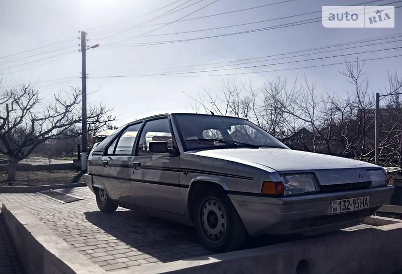 Citroen BX 1984 року в Запоріжжі